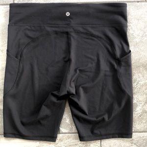 """🍋 Lululemon Invigorate High Rose 10"""" shorts"""